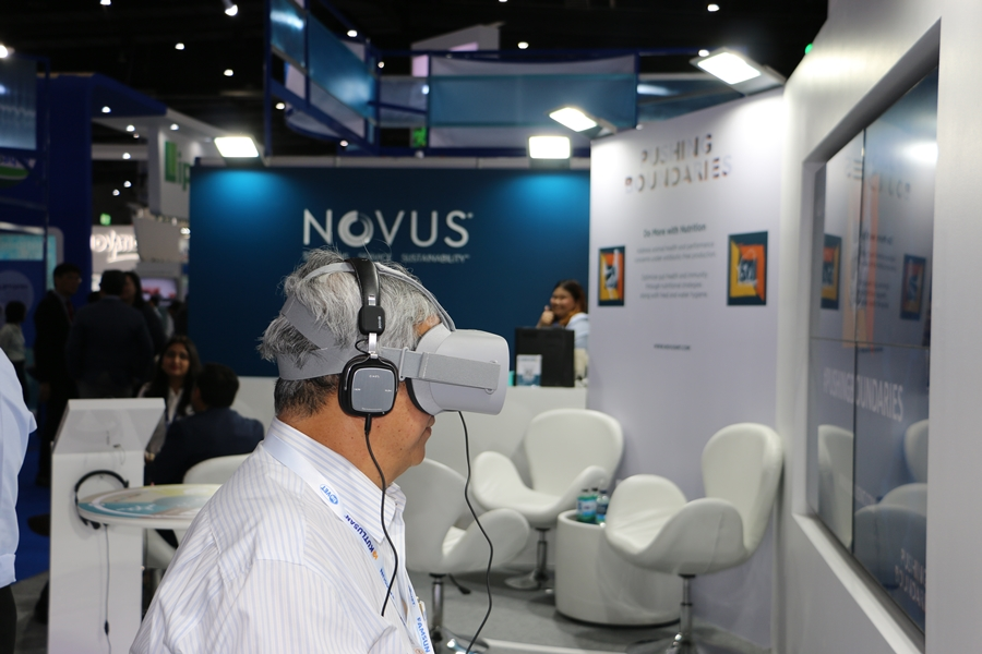 VIV Asia Novus Virtual Reality