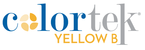COLORTEK® Yellow B logo