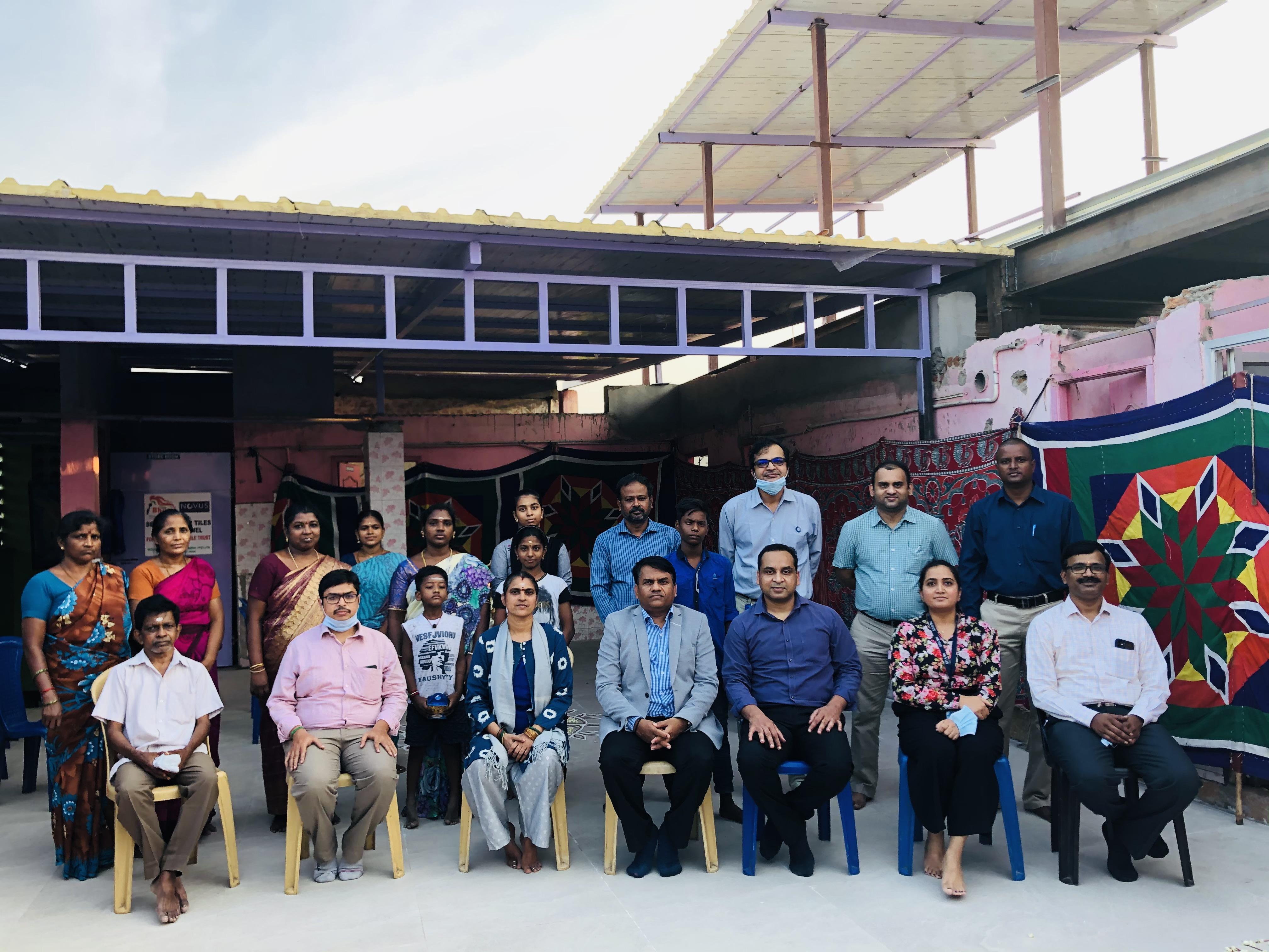 Novus Animal Nutrition (India) Pvt. Ltd. CSR Initiative