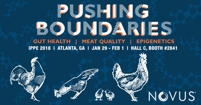 International Poultry Event Set to Showcase Leading-Edge Novus Research