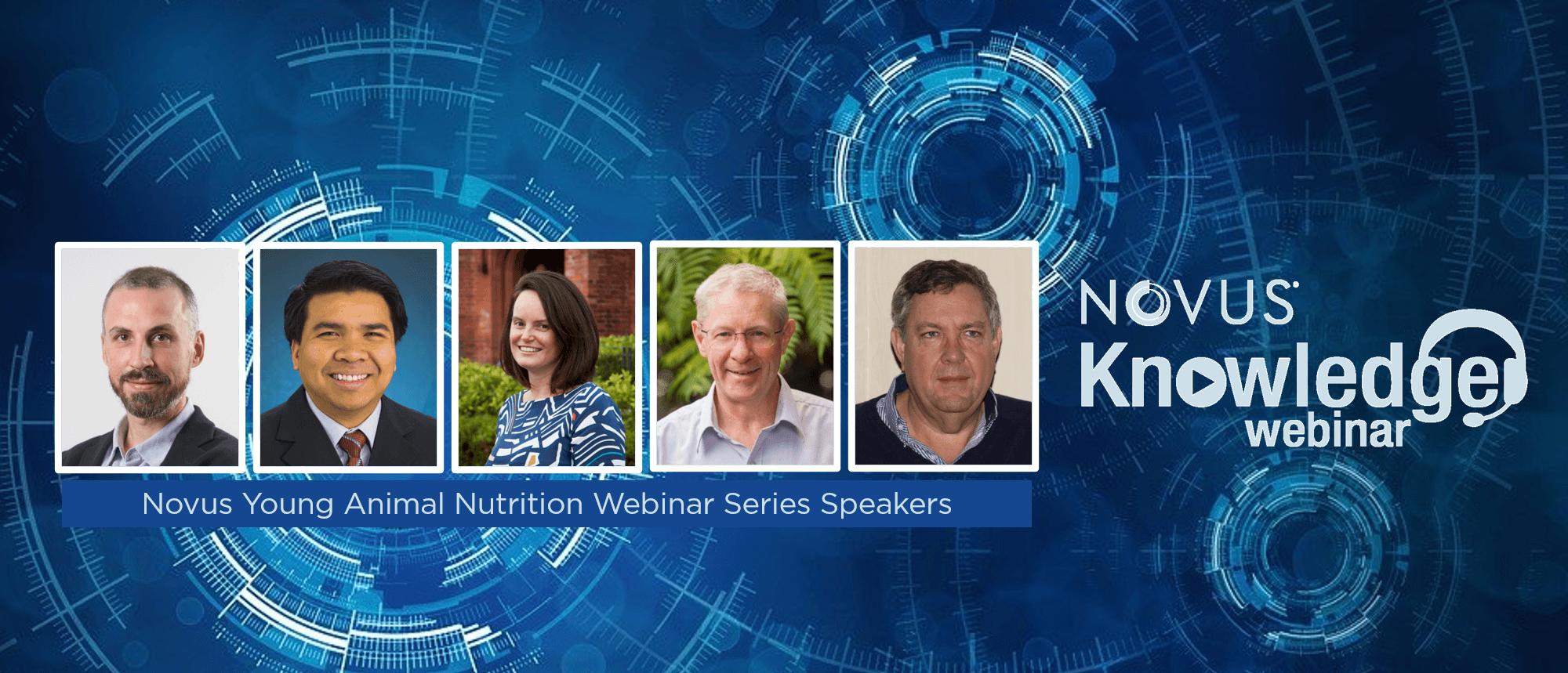 Novus Young Animal Nutrition Webinar Series