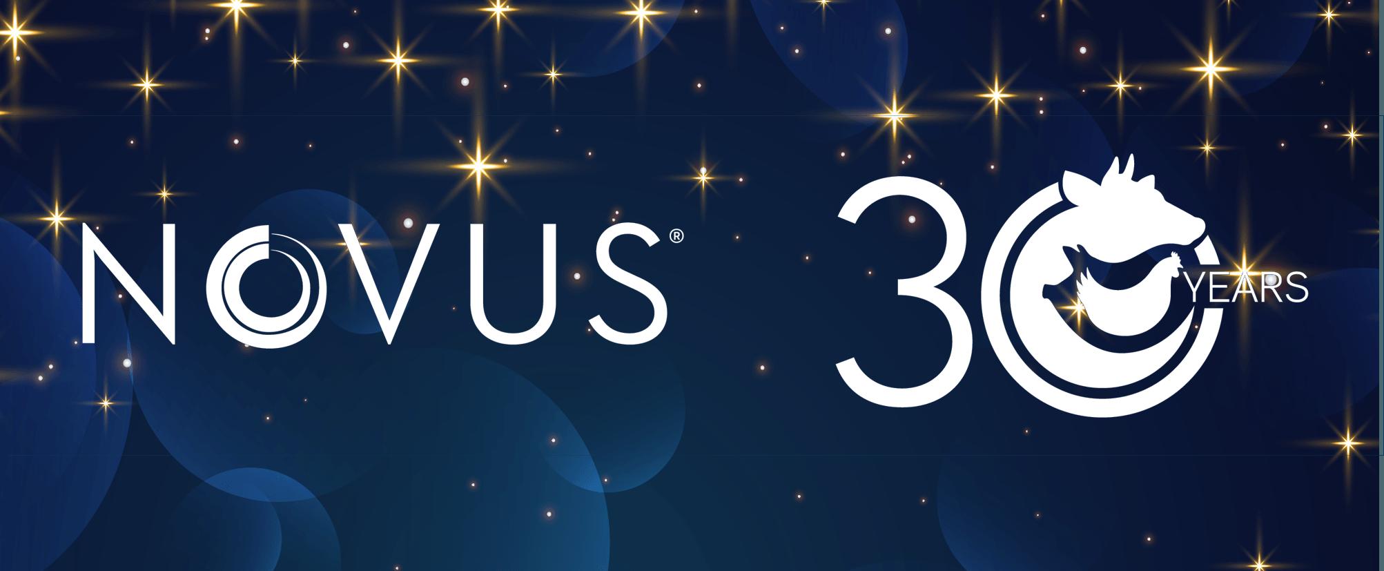 Novus Celebrates 30 Years!