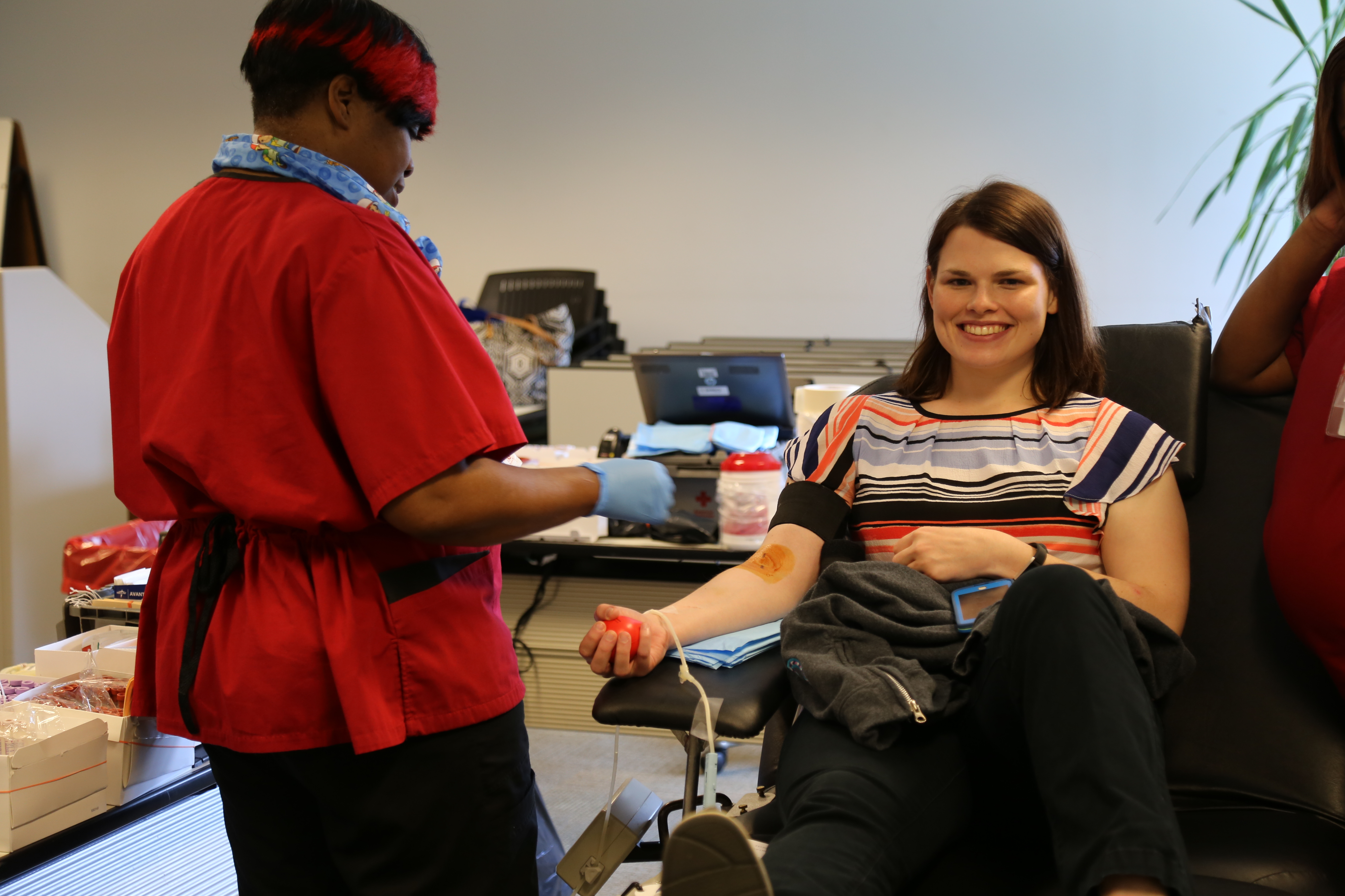 Employee Blood Drive